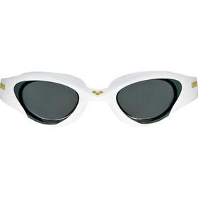 arena The One Goggles smoke-white-white